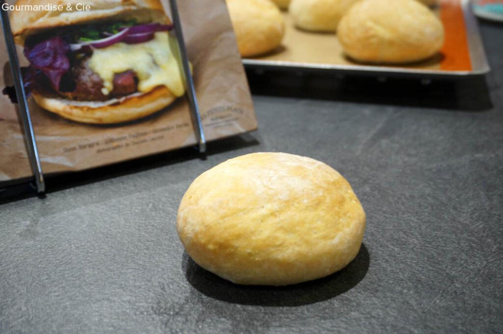 Recette de pain à hamburger facile