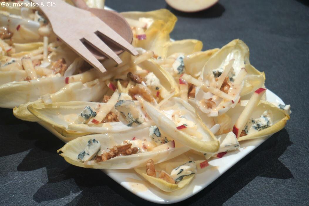 Recette salade composée, recette salade pour le soir